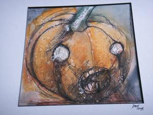 My pumpkin has gone rotten