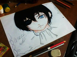 Ciel Phantomhive by Karol163