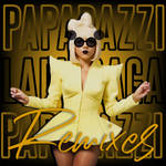 Lady Gaga - Paparazzi Remixes (Alternative Cover) by AlternativeCovers