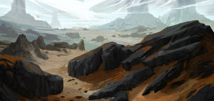 Daily Environment painting