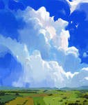cloud Nine (color Variant)
