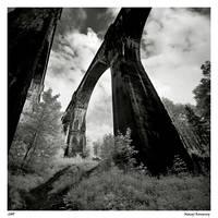 Aqueduct by Maciej-Koniuszy