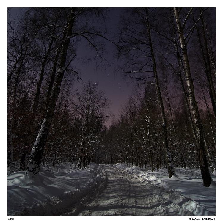 Orion - part XVII by Maciej-Koniuszy