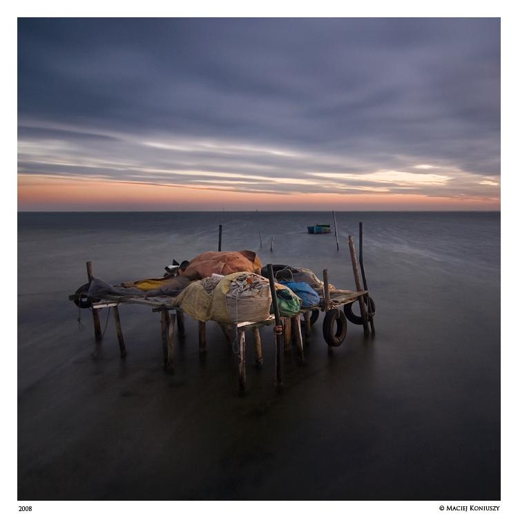 Nets by Maciej-Koniuszy