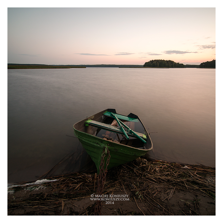 Boat by Maciej-Koniuszy