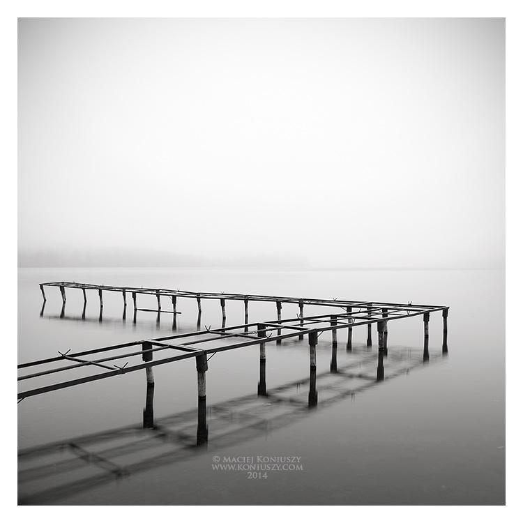 Old pier by Maciej-Koniuszy