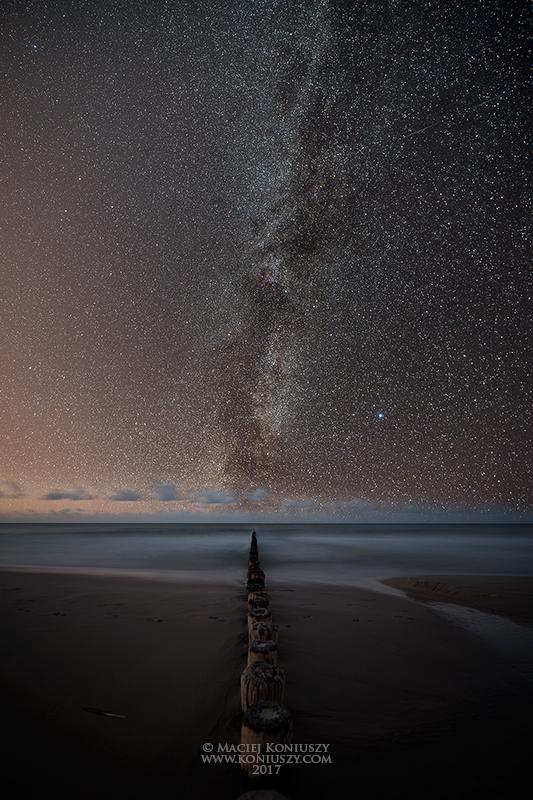 Milky Way by Maciej-Koniuszy