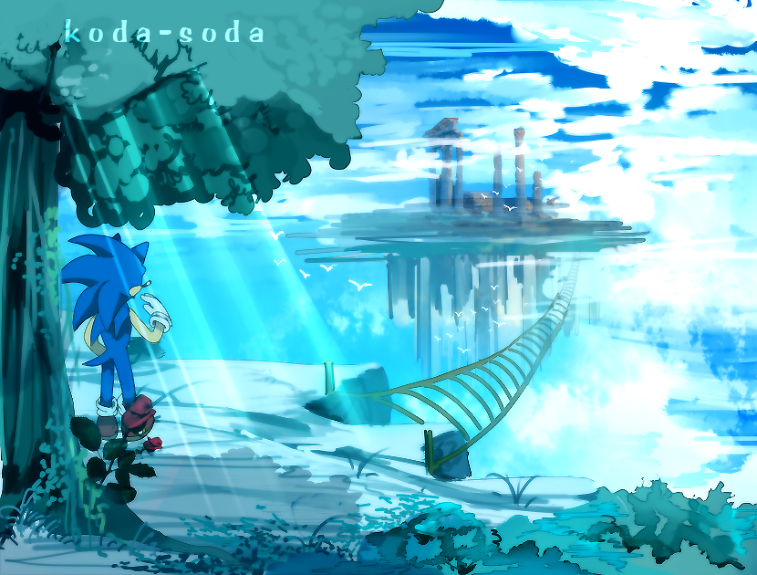 Path to Angel Island by koda-soda