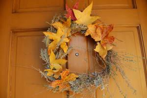 Lavender_Thyme Wreath