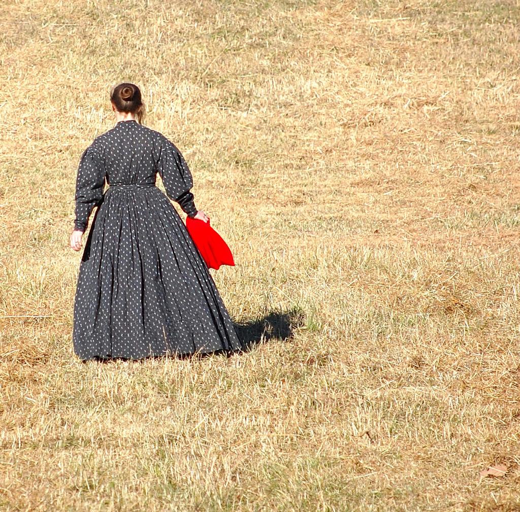 Civil War Reenactment08 Woman2