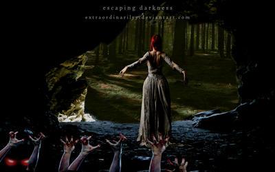 Escaping Darkness by Extraordinarilyy