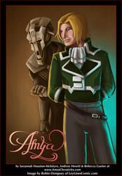 Dec Feature - Amya by RobinRone