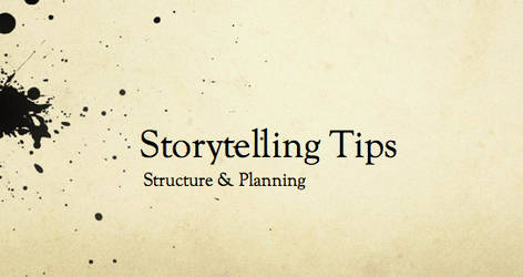 Storytelling Tips - Session 2