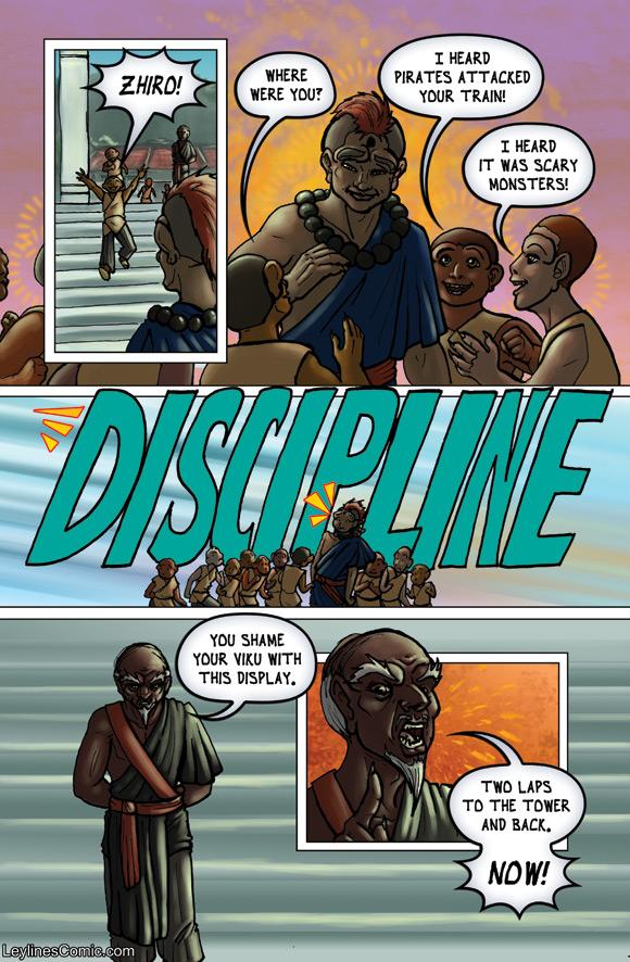 C009p23 Discipline by RobinRone
