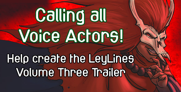 Calling all Voice Actors! by RobinRone