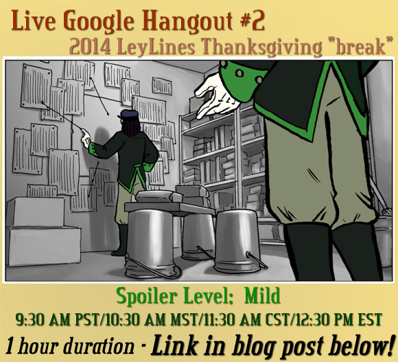 Google Hangout #2 by RobinRone