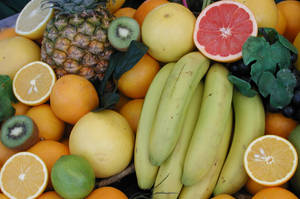 Fruit by bobbydickson