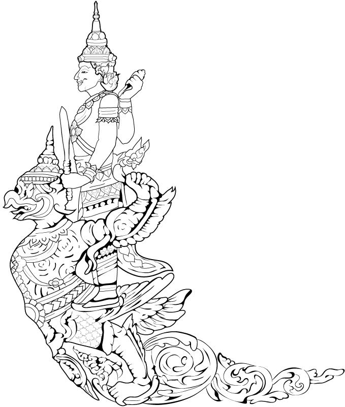 line thai by digidigimonth on deviantart