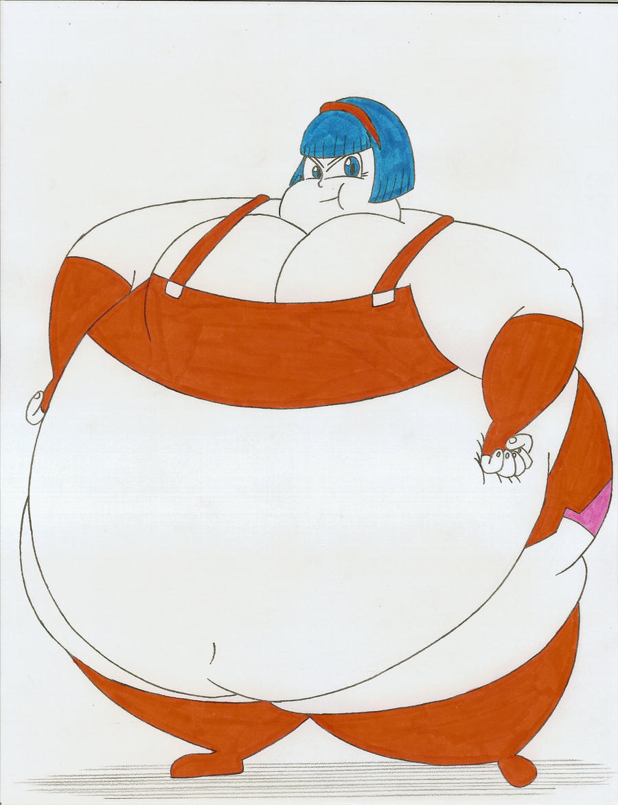 Hinata Inflation pertaining to obese miss hinatarobot001 on deviantart