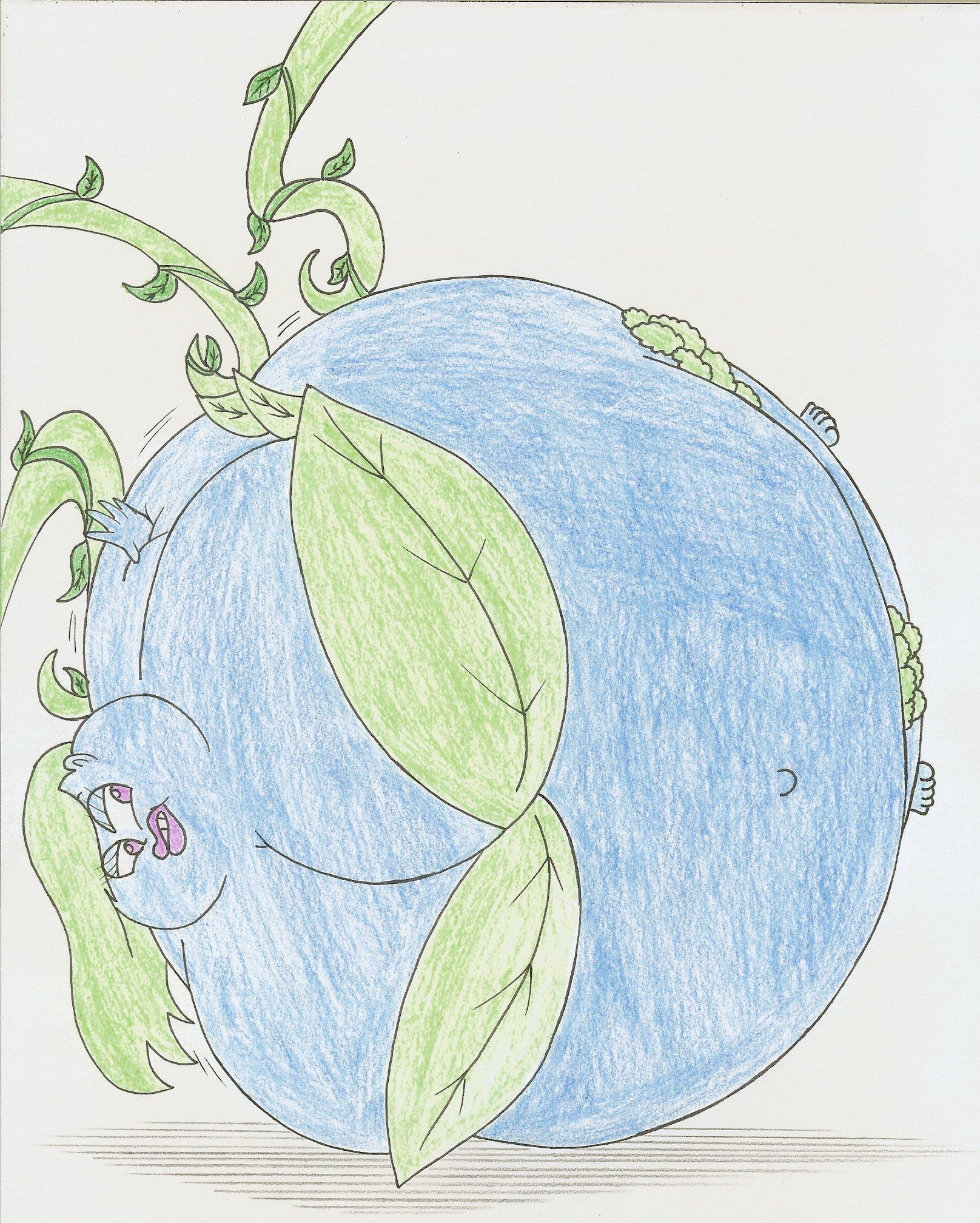 Blueberry Poision Ivy Inflationkingdomx