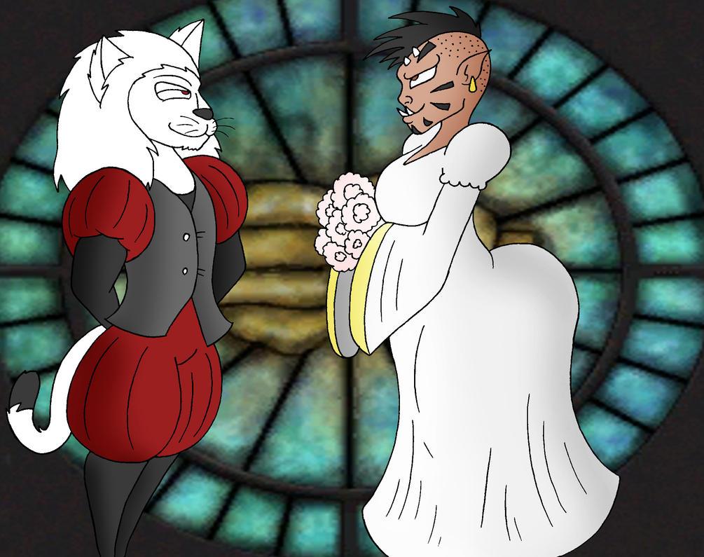You May Kiss The Bride 64