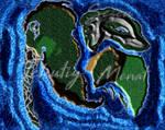 Tehutiy Islands by Tehutiy