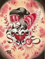 MDCs In Bad Dreams by Scarlet-Hel