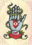 Sacred hand