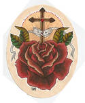 Sacred Rose of the holy R