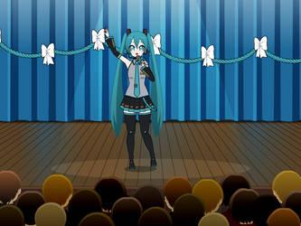:~Happy birthday Hatsune Miku~: