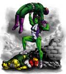 She-Hulk!!!