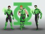 Green Lanterns redesign