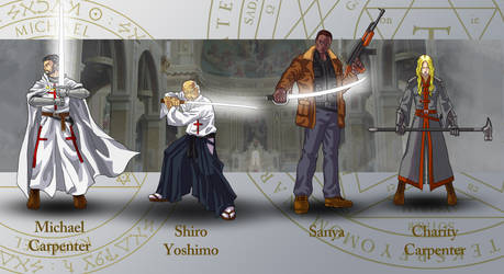 Dresden Files characters 4