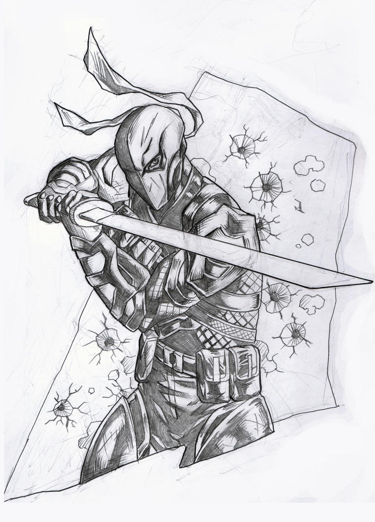 Deathstroke the Termin...