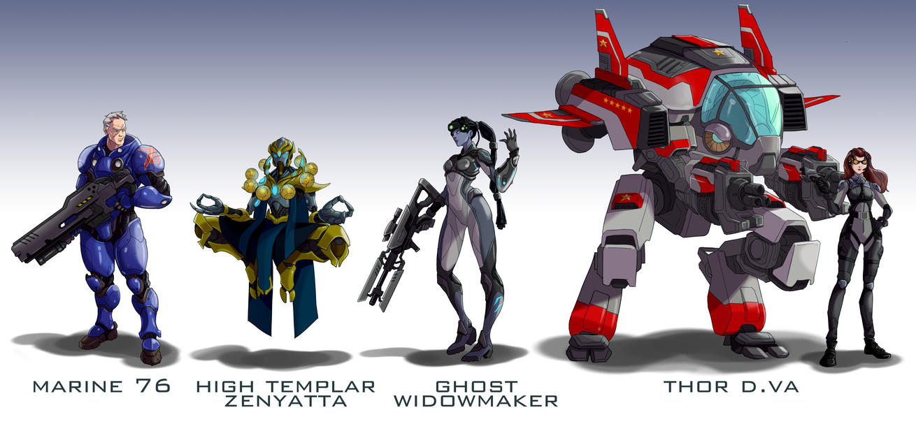overwatch_blizzard_mashup_skins_by_wildc