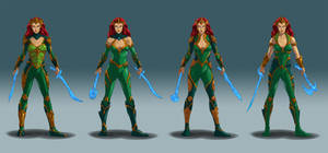 Mera concept by wildcard24