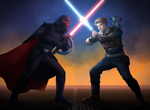 Star Wars Jedi: Fallen Order Lightsaber Duel