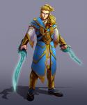 High Elf Bladesinger