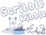 Scribble Kibble Logo by CrownePrince