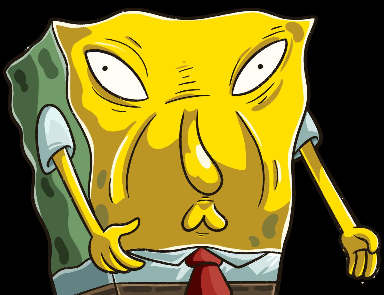 Spongebob - Too Much Sauce