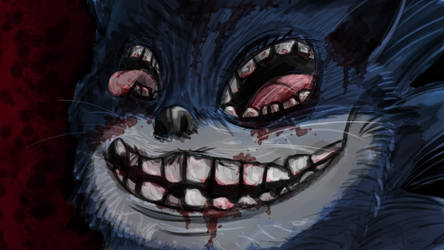 Sonic's Teeth by CrownePrince