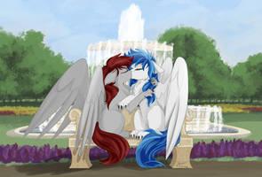 Werepony Kiss