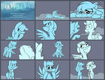 LOYALTY animatic expressions by CrownePrince