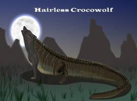Crocowolf by OLDDOGG