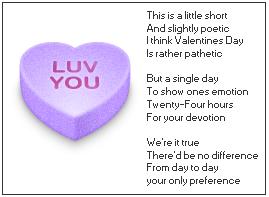 Valentines Day Sucks by oiboi