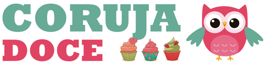 Logotipo Coruja Doce Blog