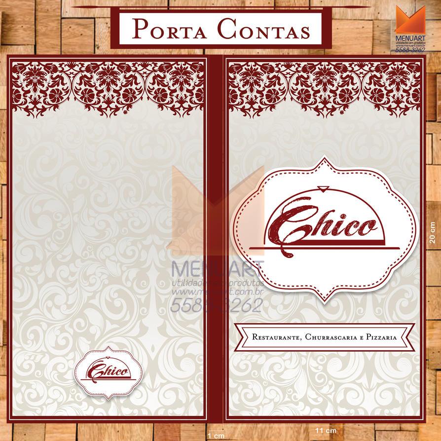 Porta Contas by ThePoph