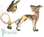 Golden nightingale