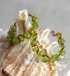 'Lenae' hoops earrings