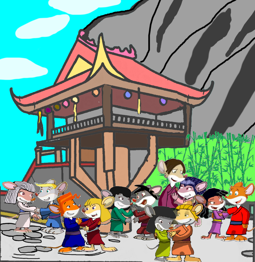 Deti v Yponii by vasilia95